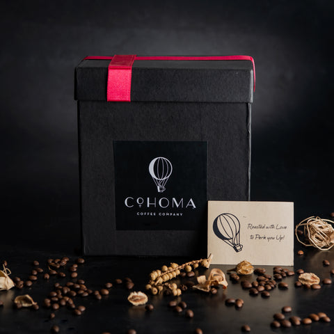 A little bit of Cohoma - Cohoma Coffee
