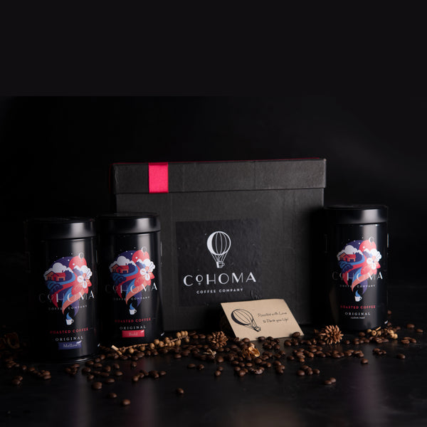 The Hot Cohoma Case (Original Coffees) - Cohoma Coffee