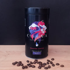 "Roasted Coffee Original: <span class=""product-title-roasted-coffee-mellow"">Mellow</span> (Canister) - Cohoma Coffee"