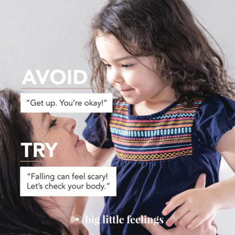Communicating with a Toddler Tip