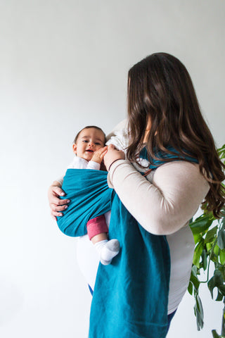 Plus Size Babywearing Founder