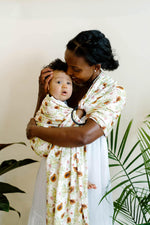 Papaya Ring Sling | Hemp Blend