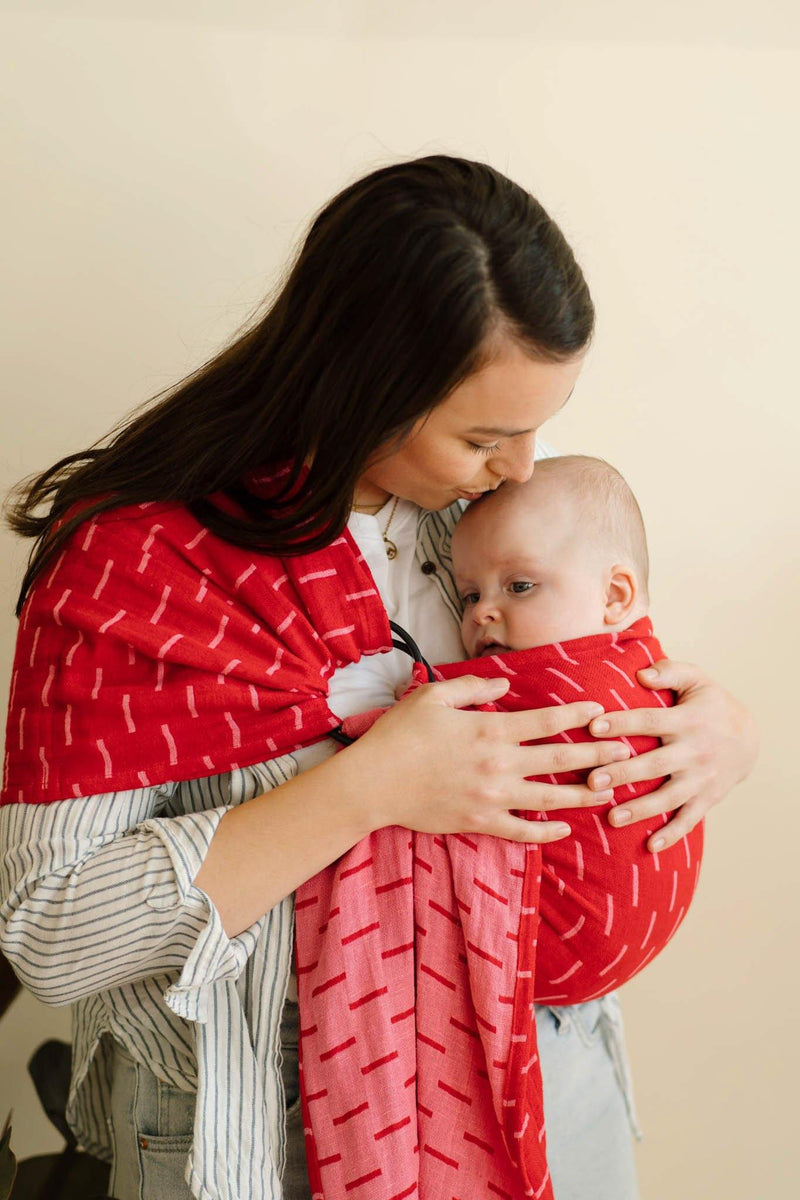 Hibiscus Ring Sling | Linen Blend