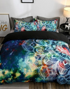 Bohemia Flower Luxury Bedding Set