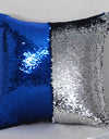 Reversible Mermaid Sequin Pillow Case  40x40 cm