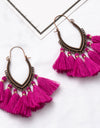 Fringe Vintage Boho Tassel Drop Earrings
