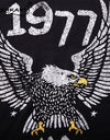 American 1977 Vintage Eagle Graphic Tee