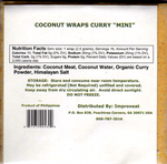 "Curry MINI's [16 Pack- 3.5"" x 3.5"" Snack Size)"