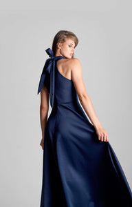 NAVY | EVENING GOWN