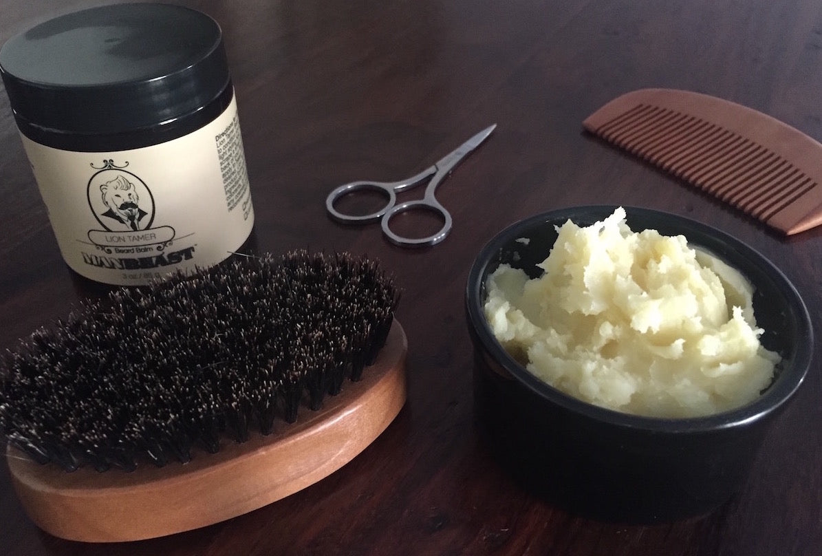 How to Use Beard Balm