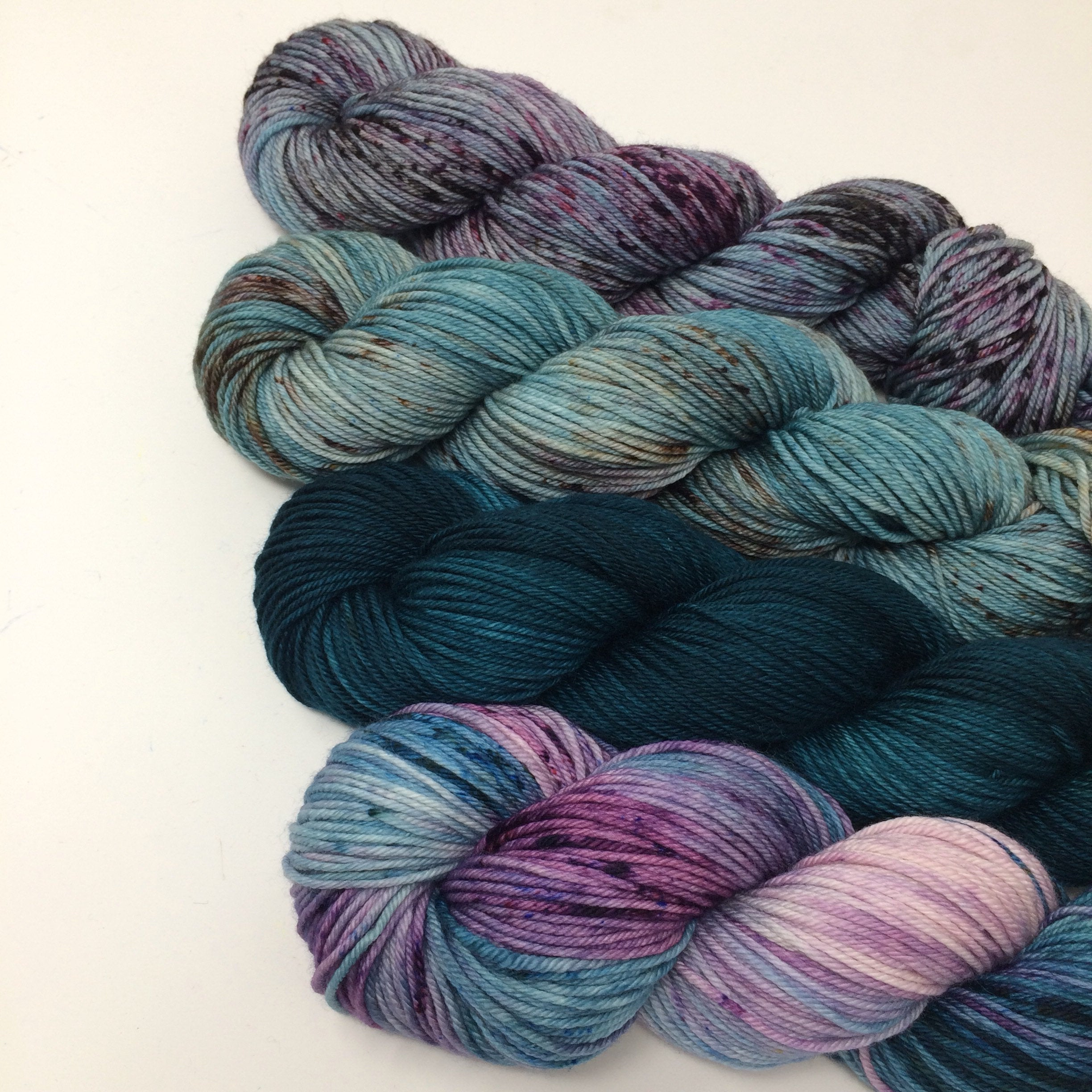 Fade Sets - 2,000 yards - in delightful dk - Mystic Moon