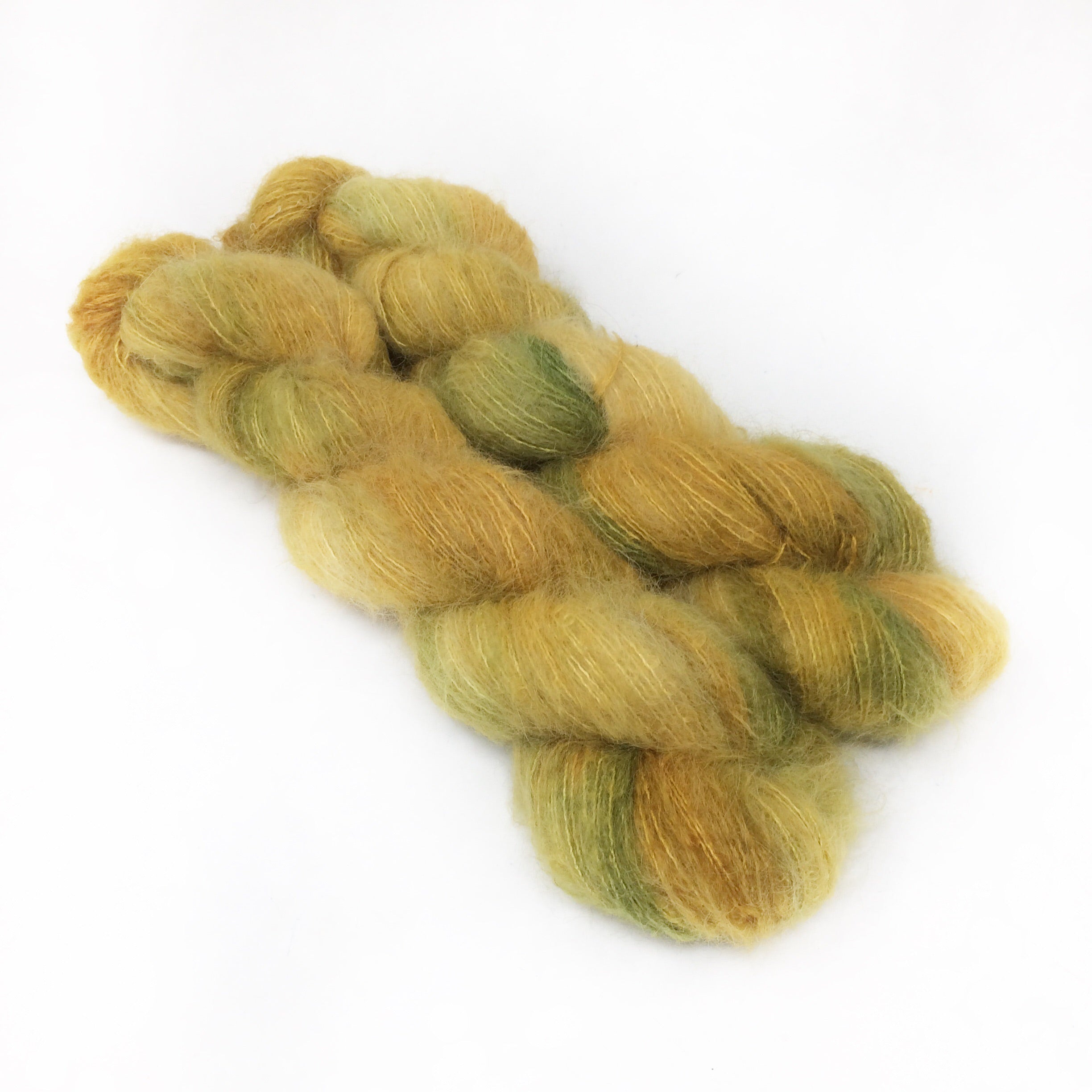 Last Leaf - Halo Silk Laceweight