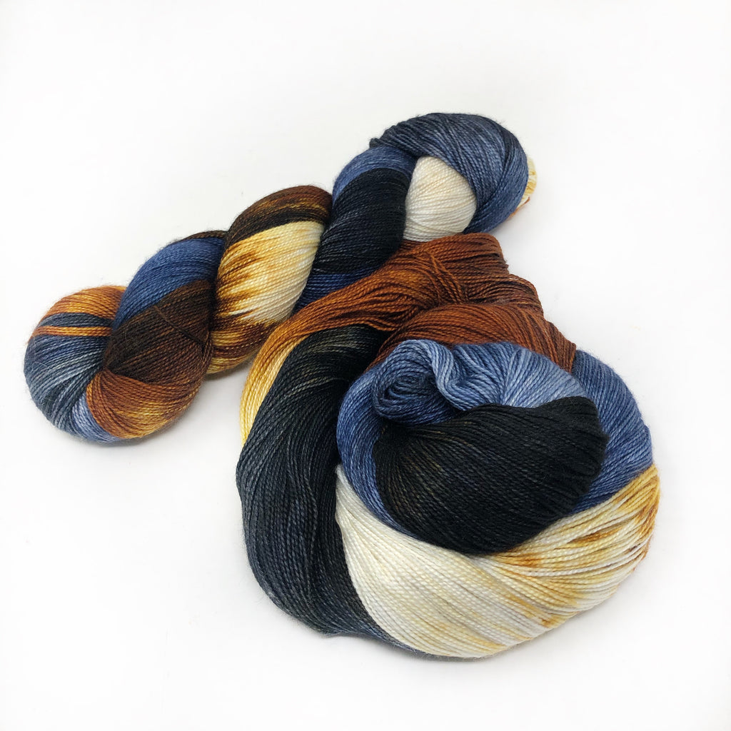 Artifacts - Shawl length skein - 600 yards