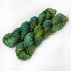 A Joyful Song - 70/30 merino silk single ply