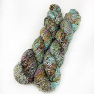 Changeling - Alpaca Linen Silk DK weight 2 Ply