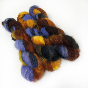 Powerful Magic - Halo Silk Laceweight