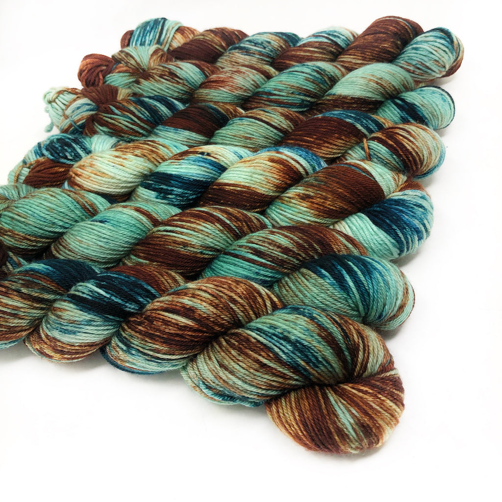 Shipwrecked - Delightful DK - the perfect sweater yarn