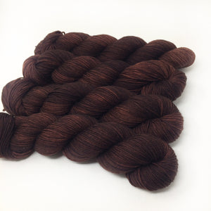 Chestnut - Delightful DK - the perfect sweater yarn
