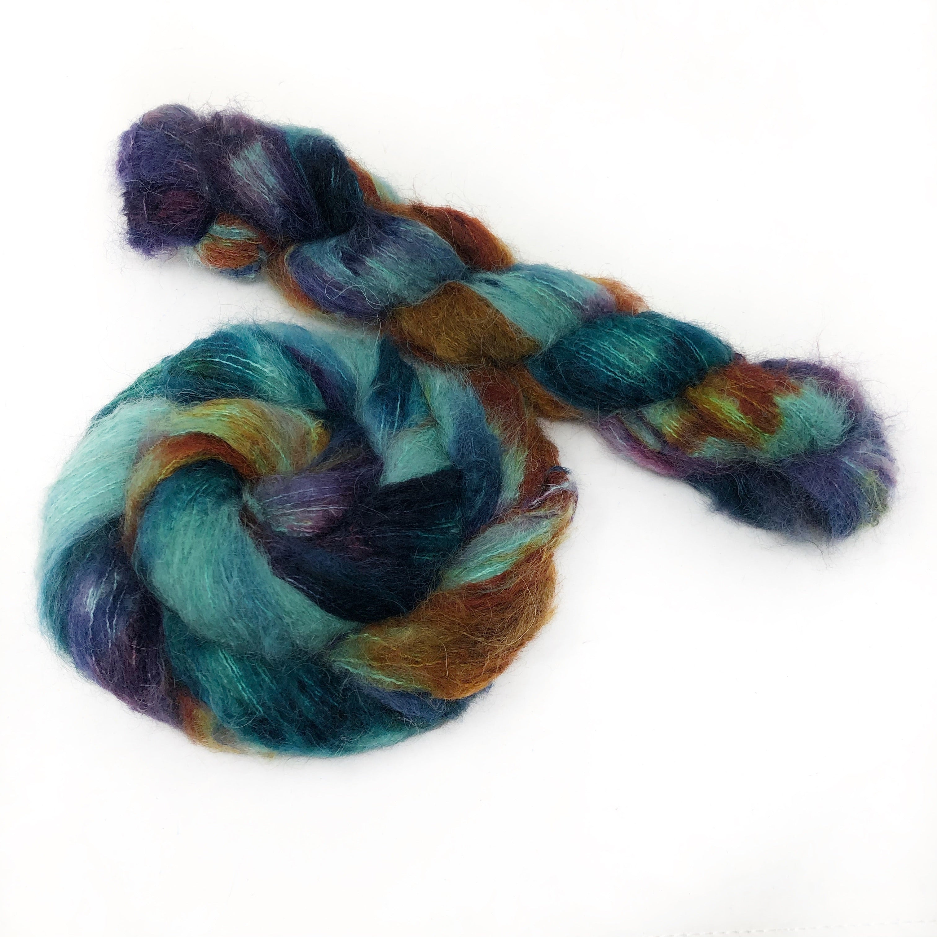 Hope Springs Eternal - Halo Silk Laceweight
