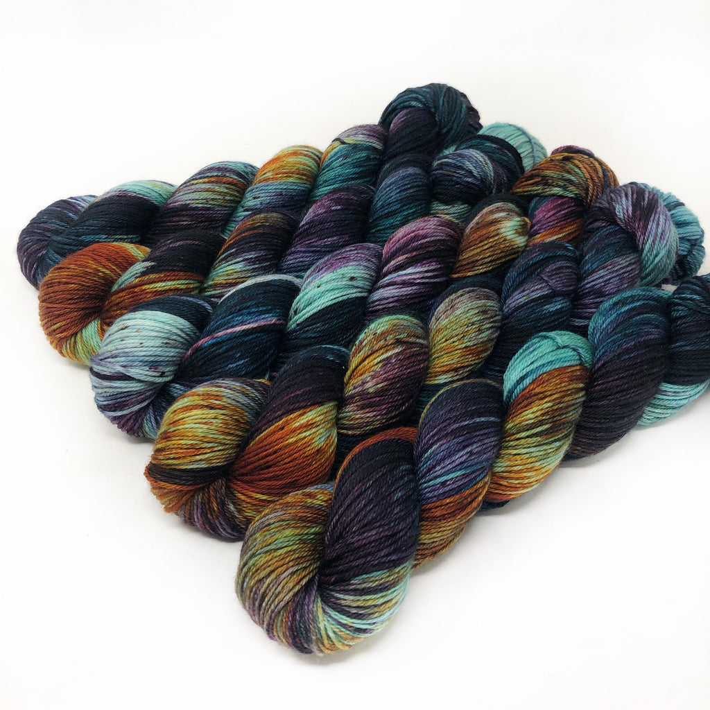Hope Springs Eternal - Delightful DK - the perfect sweater yarn