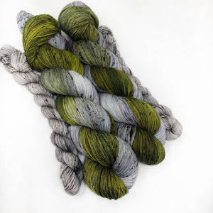High Summer - sock yarn with mini