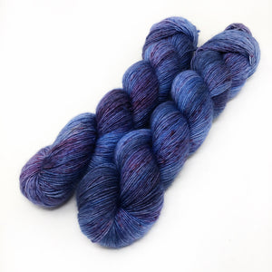 Cold Nights - 70/30 merino silk single ply