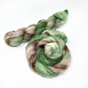 Mistletoe  - Halo Silk Laceweight