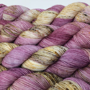 Pressed Flowers - Delightful DK - the perfect sweater yarn