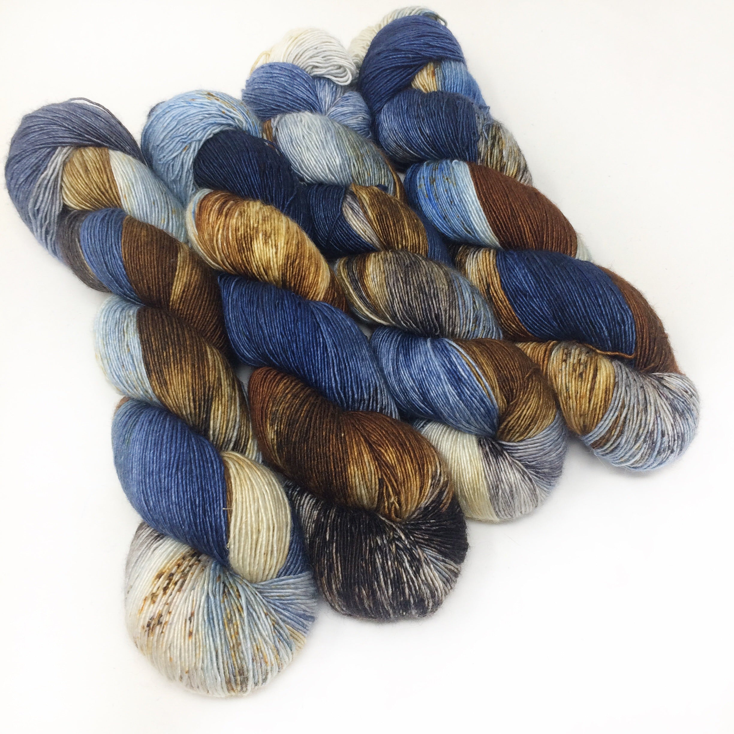 Lycopanthy - 70/30 merino silk single ply