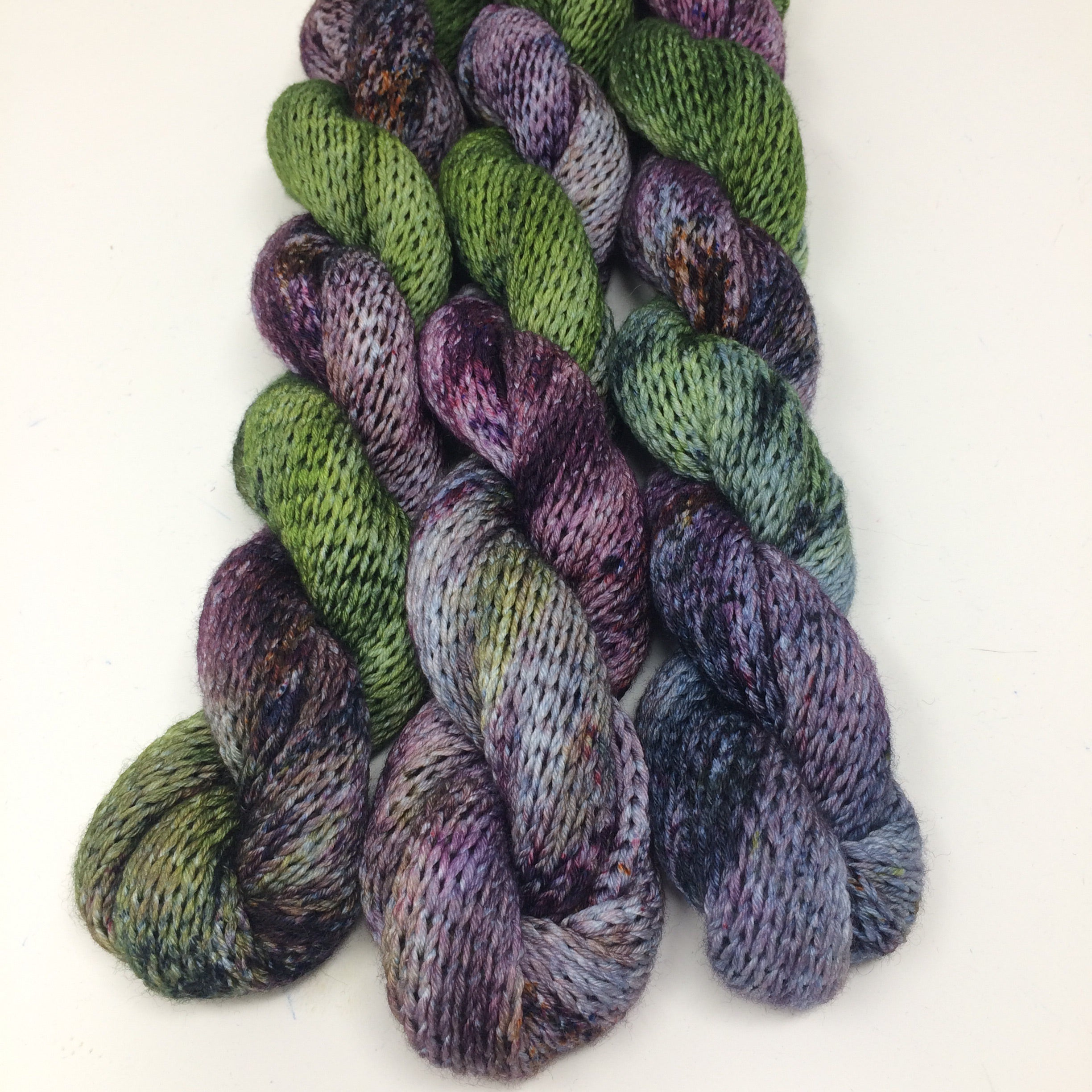 Novembers' Witch - double knit sock Blanks, make matching socks or wrist warmers