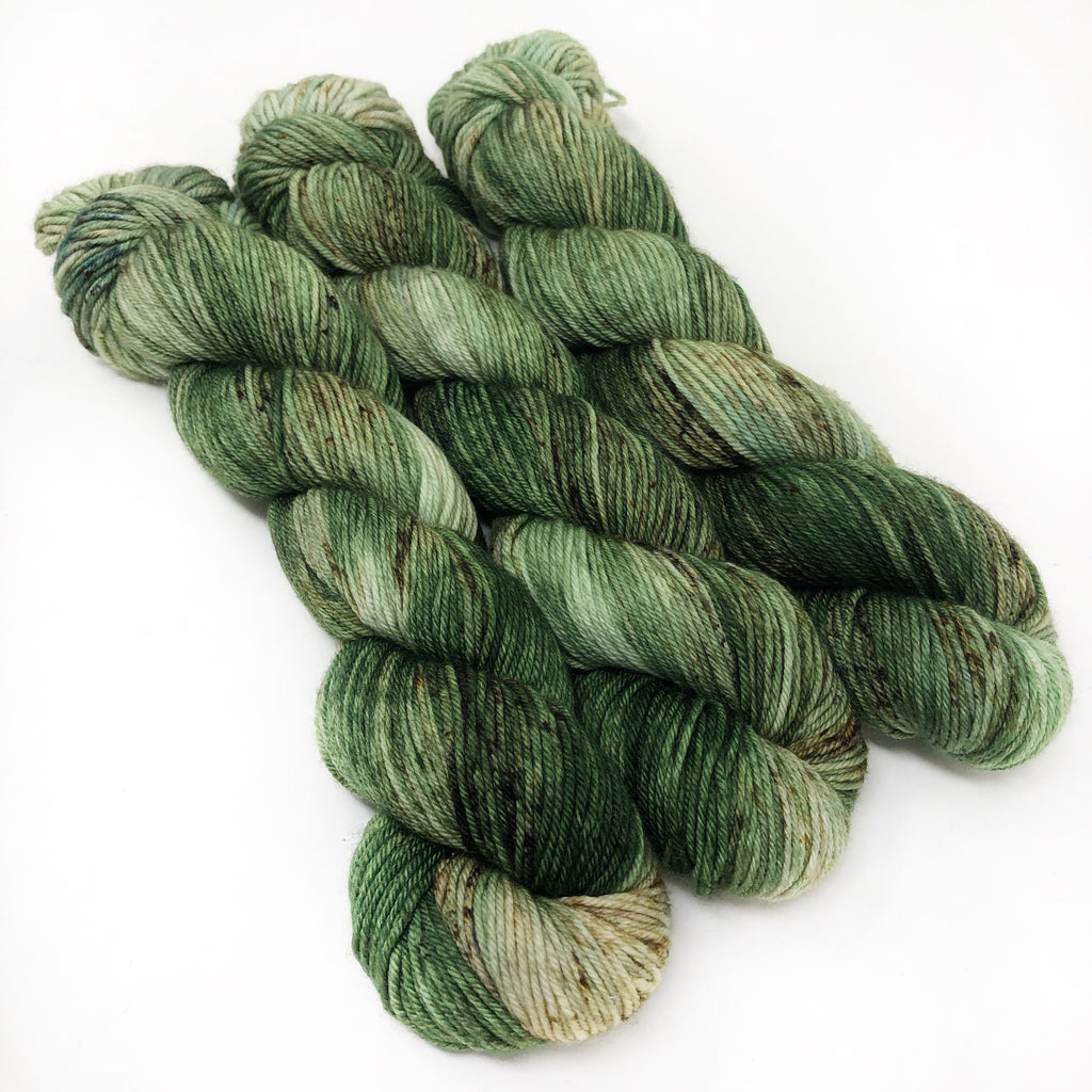 Spruce and it's uses - Delightful DK - the perfect sweater yarn