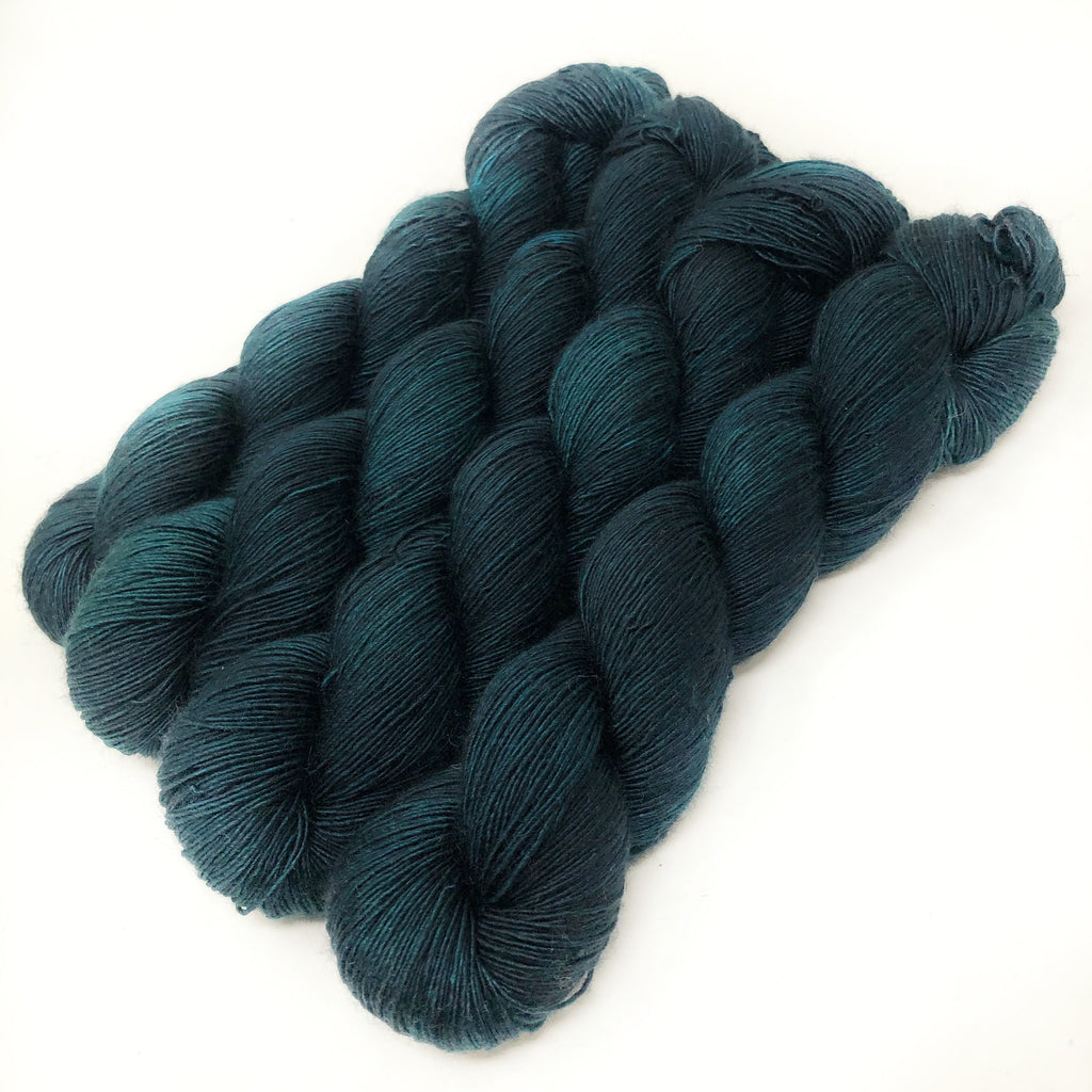 Brocade - 70/30 merino silk single ply