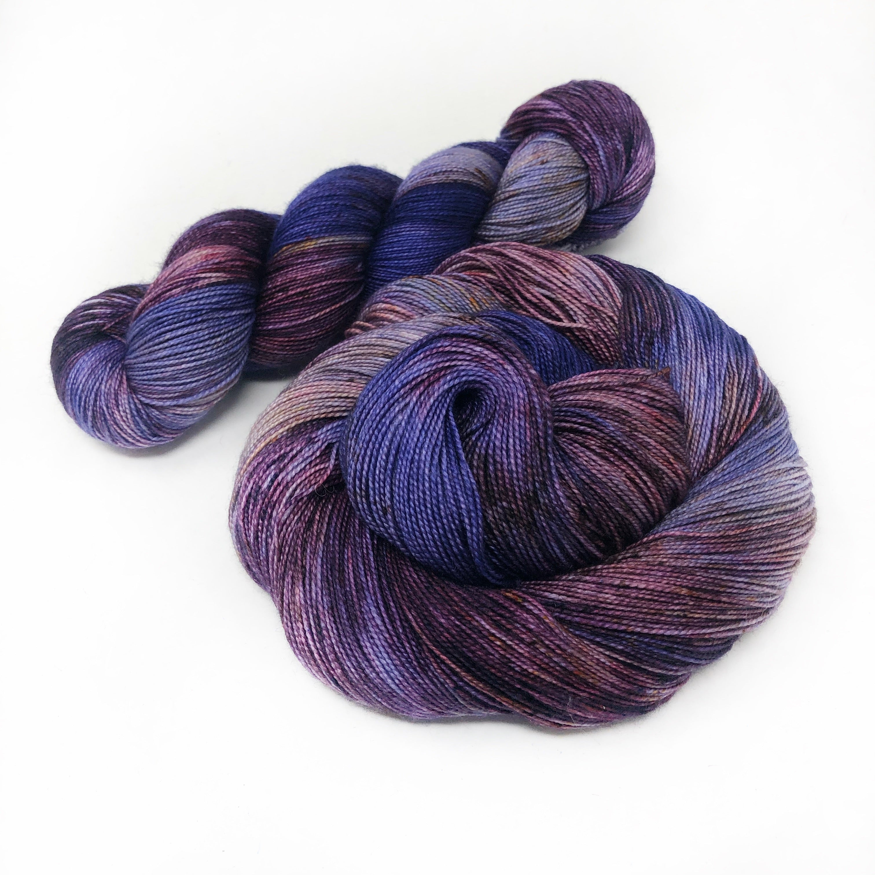 Wise Woman - Shawl length skein - 600 yards
