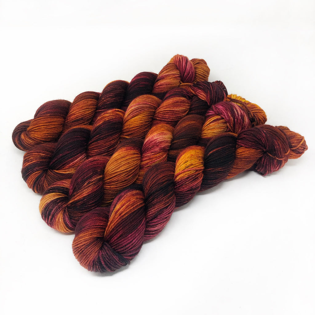 Autumn Beauty - Delightful DK - the perfect sweater yarn