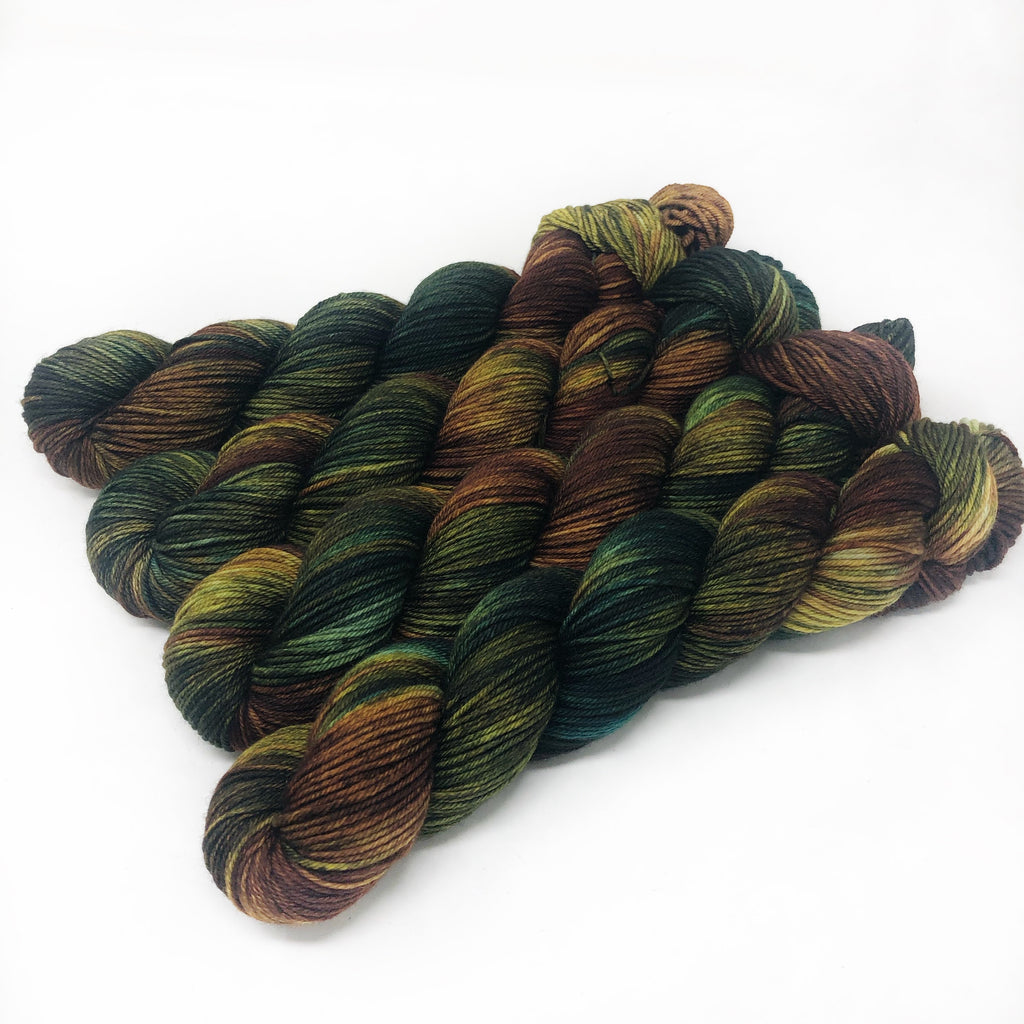 Into the Thicket - Delightful DK - the perfect sweater yarn