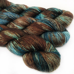 Shipwrecked - 70/30 merino silk single ply