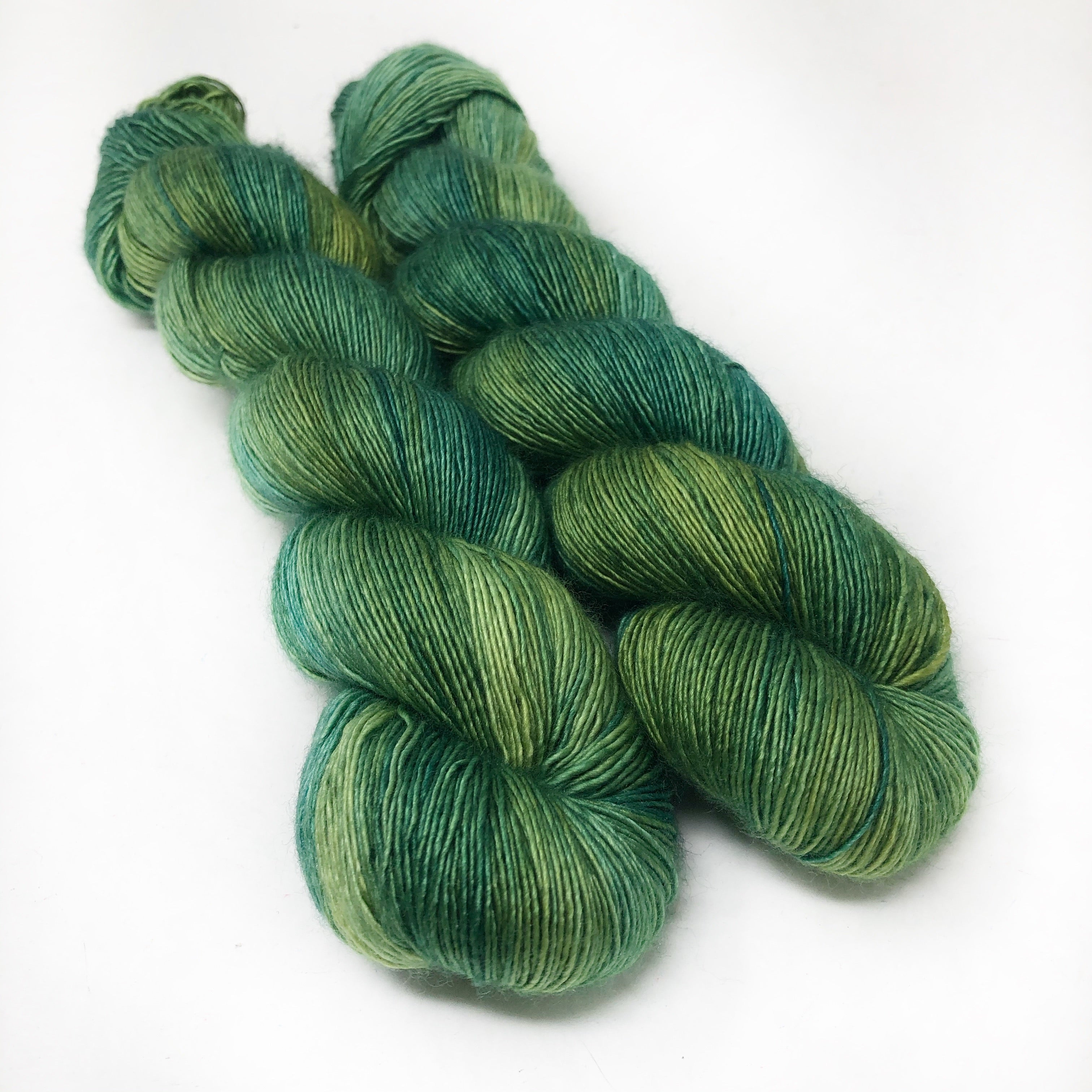 In the Ivy - 70/30 merino silk single ply