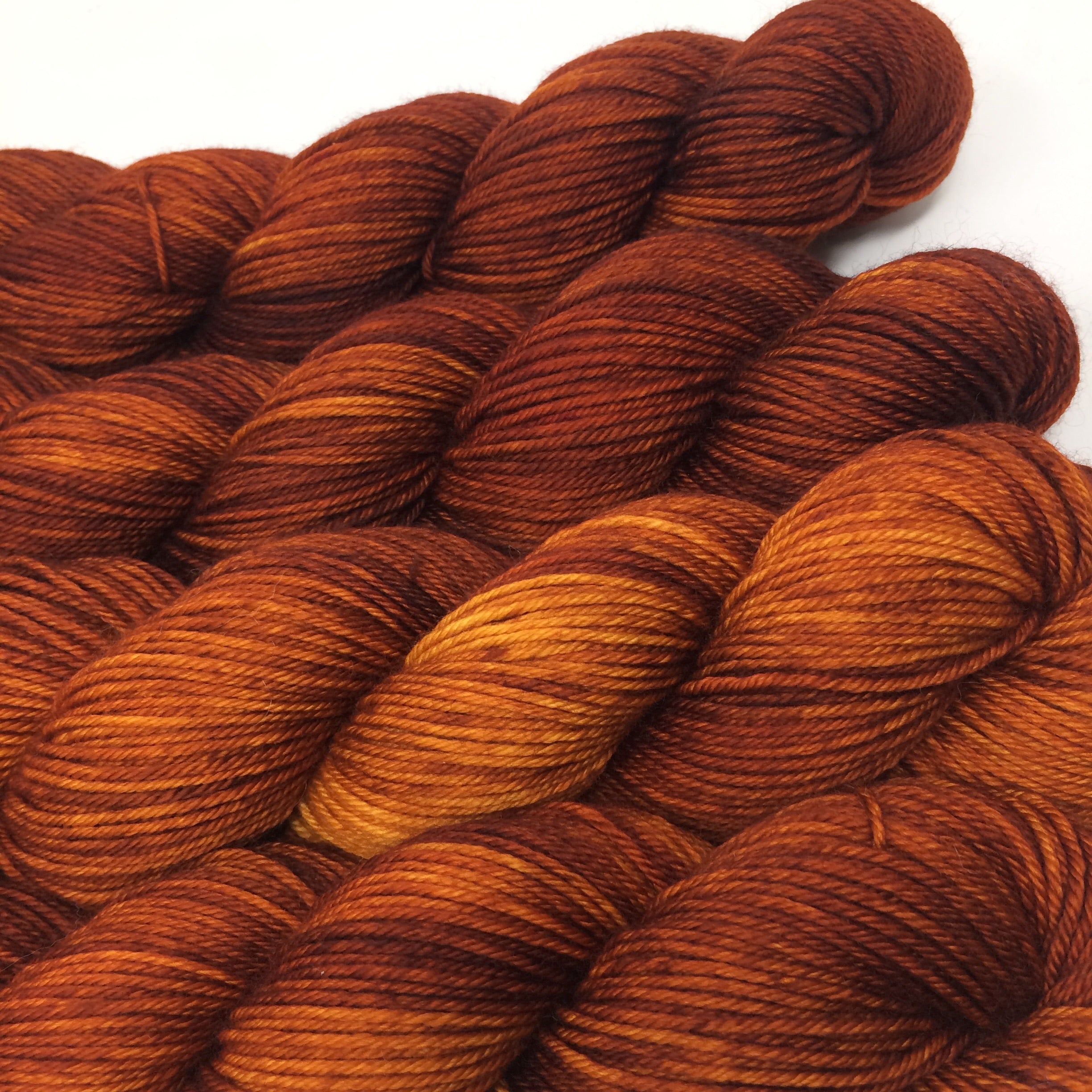 At the Hearth - Delightful DK - the perfect sweater yarn