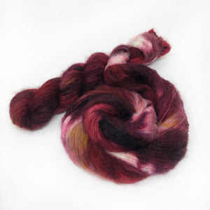 Pomegranate - Halo Silk Laceweight
