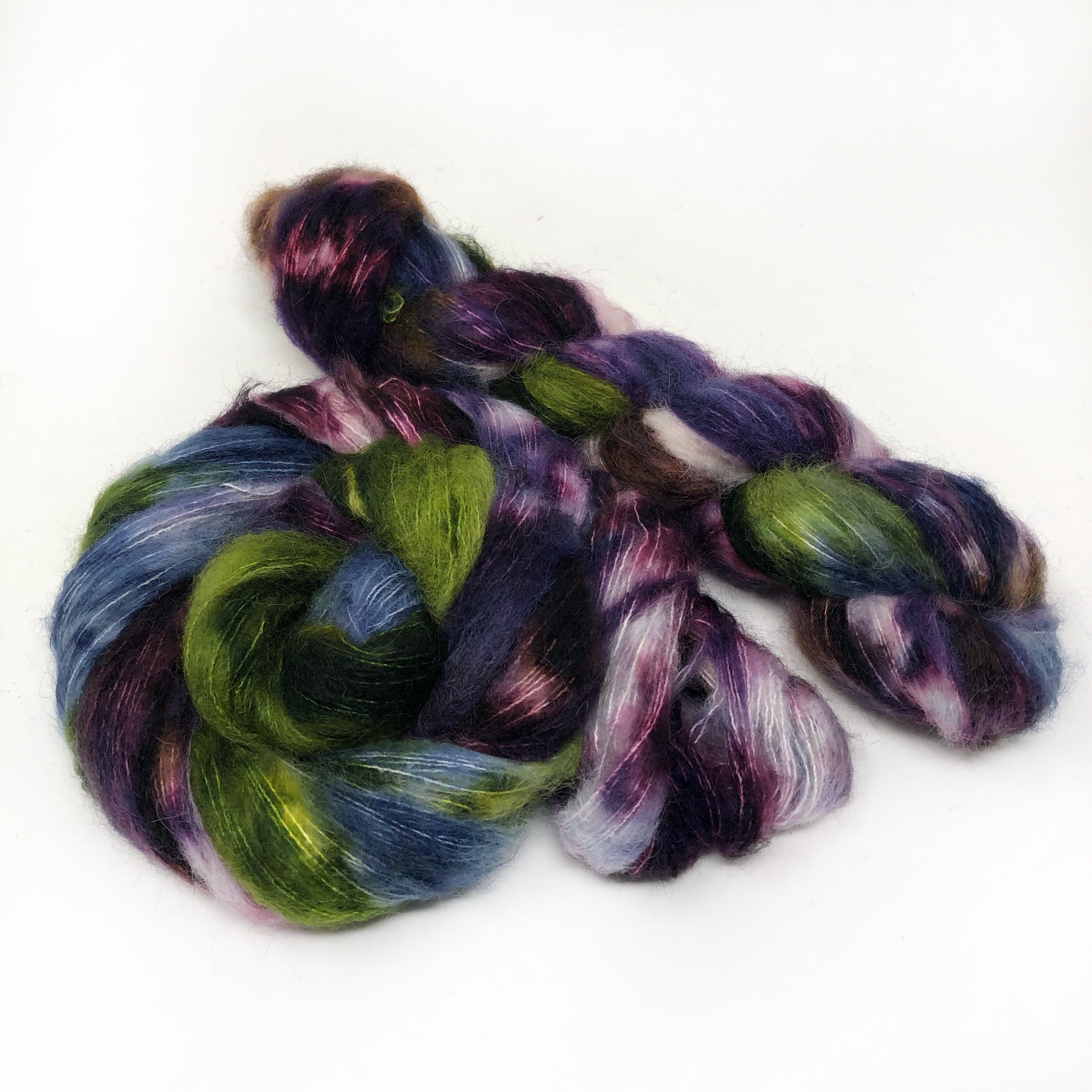 Novembers Witch - Halo Silk Laceweight