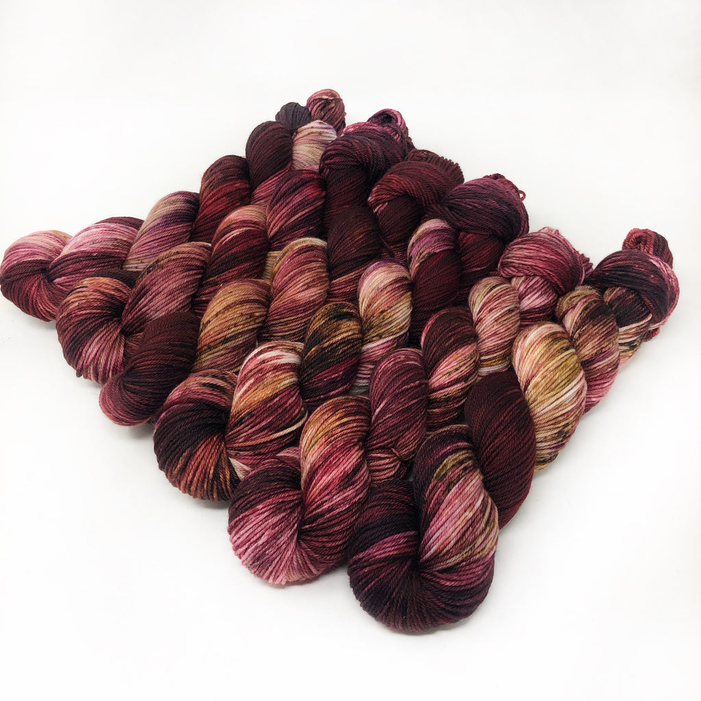Pomegranate - Delightful DK - the perfect sweater yarn