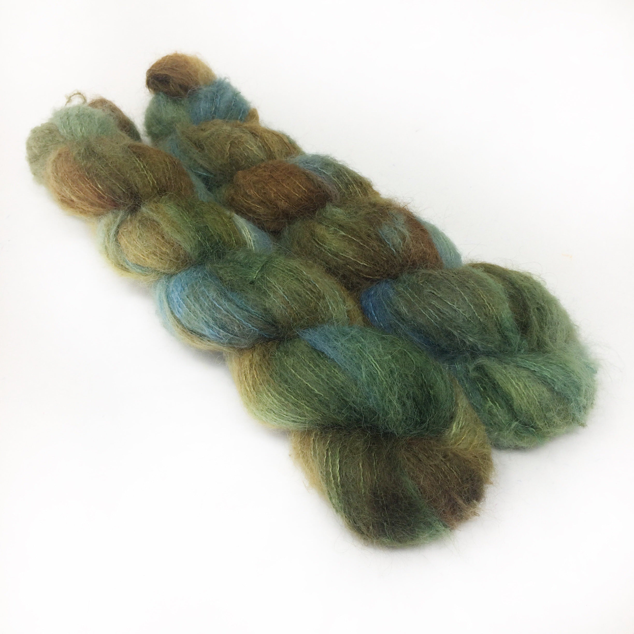 Fox in the Wood - Halo Silk Laceweight
