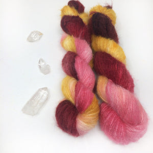 Young Hearts - Halo Silk Laceweight