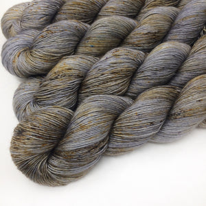 Silent Fungi - 70/30 merino silk single ply
