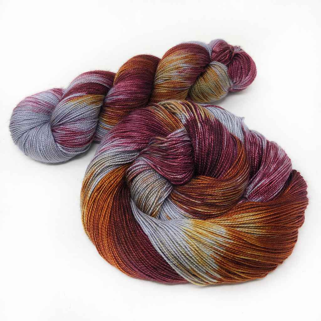 Belladonna  - Shawl length skein - 600 yards