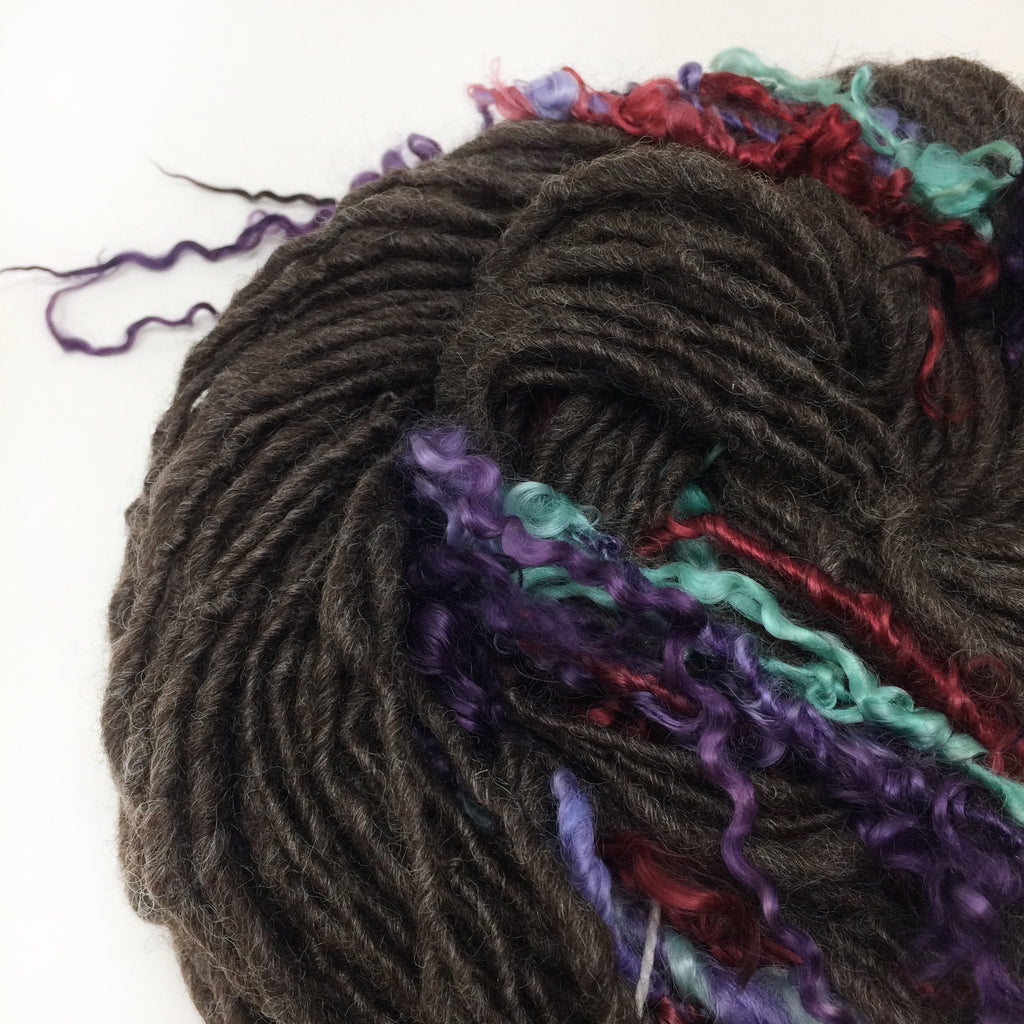 Lopi LockSpun - rugged textured yarn