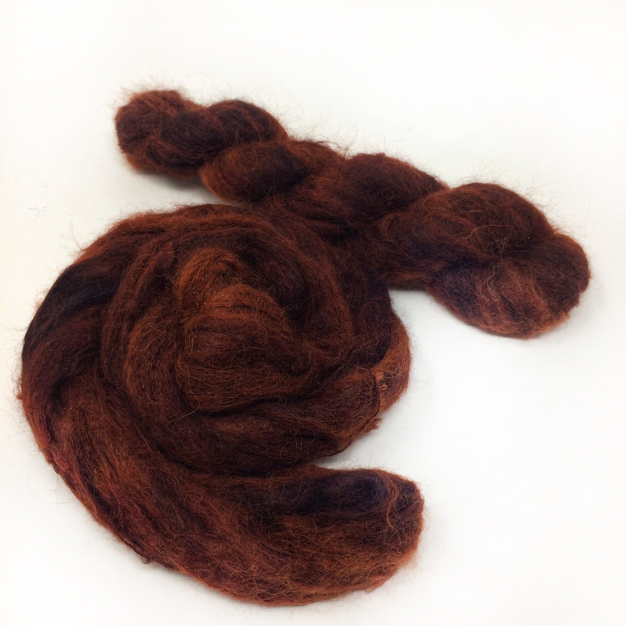 Rusted - Halo Silk Laceweight