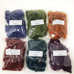 Jewel Tone Blending Cashmere - sold by the oz