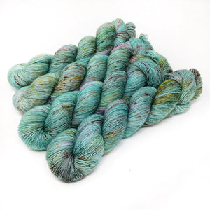 Changeling - 70/30 merino silk single ply