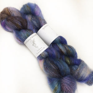 Nymph - brushed mohair and silk laceweight